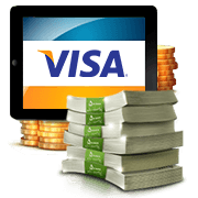 Using VISA For Withdrawals