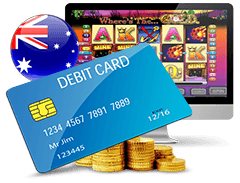 Using A Debit Card For Pokies