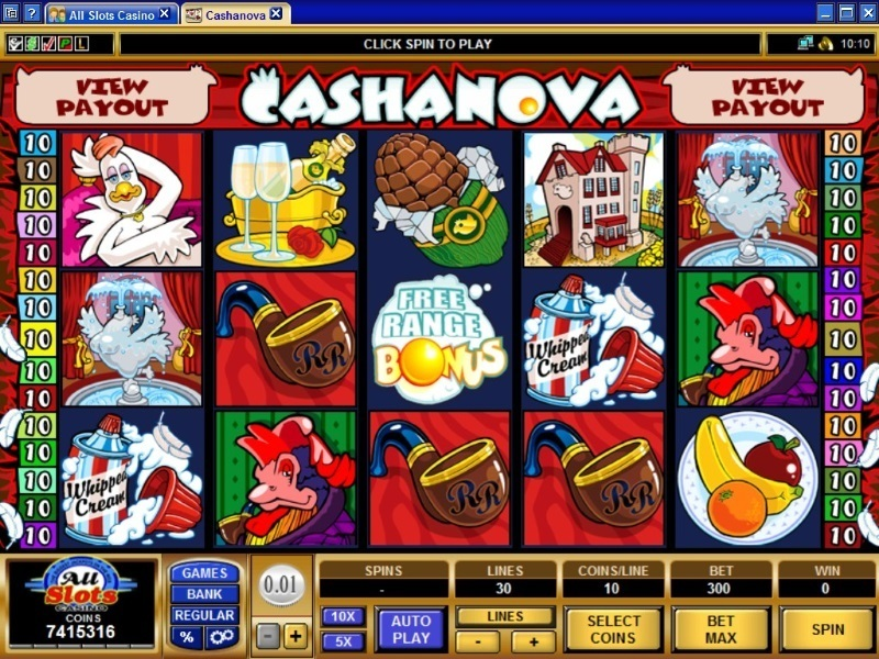 all slots casino pc