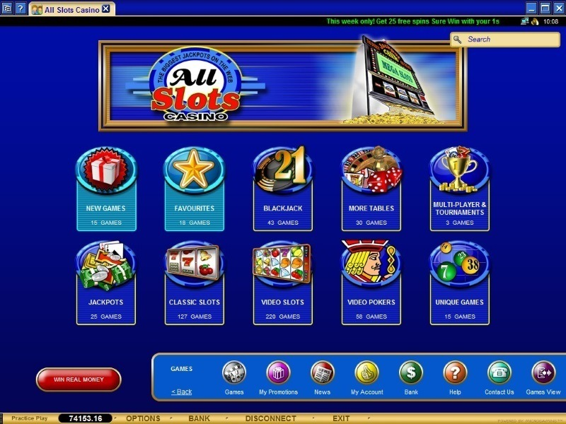 all slots casino withdrawal