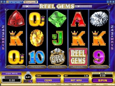 Ruby Fortune slot game