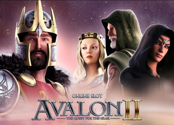 Avalon II splash screen