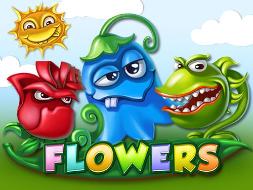 Flowers splash screen