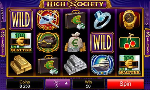 High Society Play