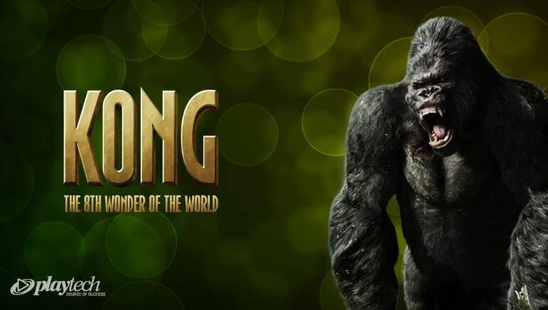 Kong splash screen