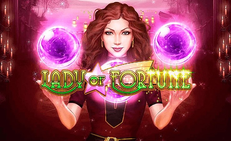 Lady of the Fortune splash screen
