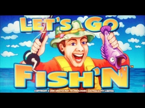 Lets Go Fish splash screen