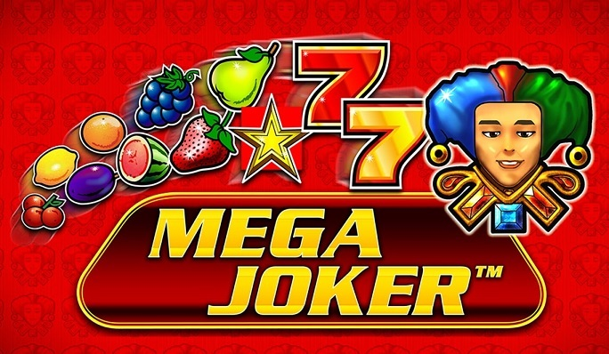 Mega Joker splash screen