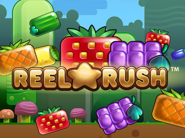 Reel Rush splash screen